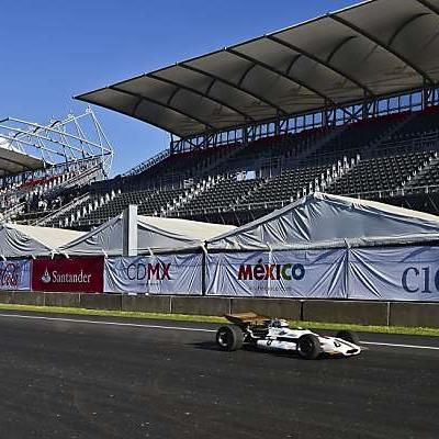 """Force-India-Pilot Sergio """"Checo"""" Perez gefällt die Strecke sehr gut"""
