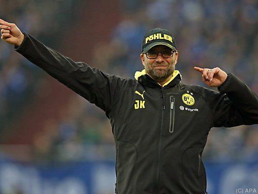Neue Aufgabe für den Erfolgstrainer von Dortmund