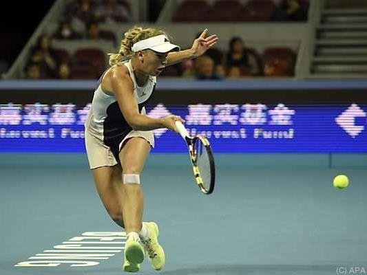 Wozniacki in Weltrangliste hinter Safarova