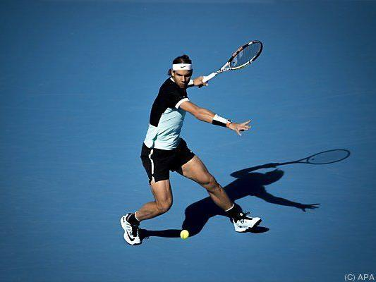 Nadal darf wieder einmal Djokovic fordern