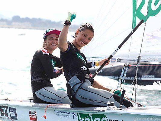 Weiterer Erfolg für Lara Vadlau und Jolanta Ogar