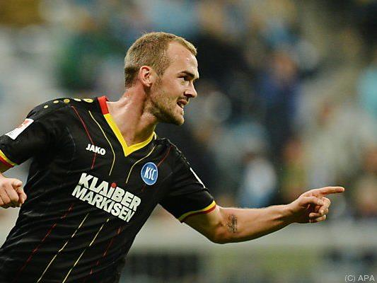 Erwinn Hoffer als Matchwinner in München