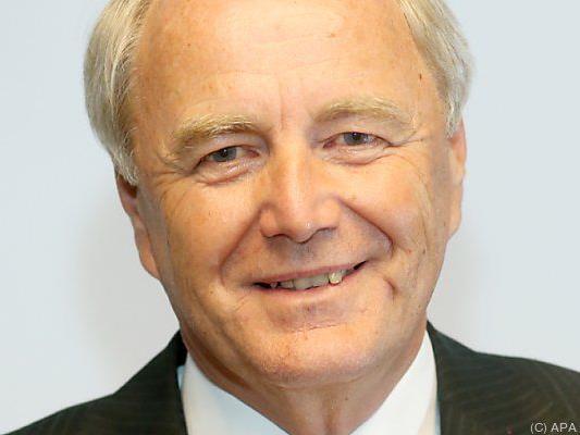 ÖTV-Präsident Robert Groß