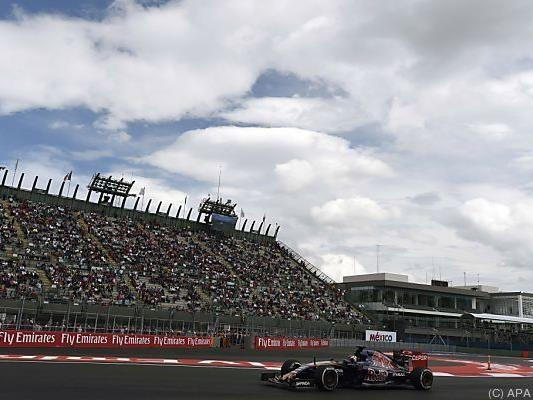 Torro-Rosso-Pilot Verstappen fühlt sich in Mexiko wohl
