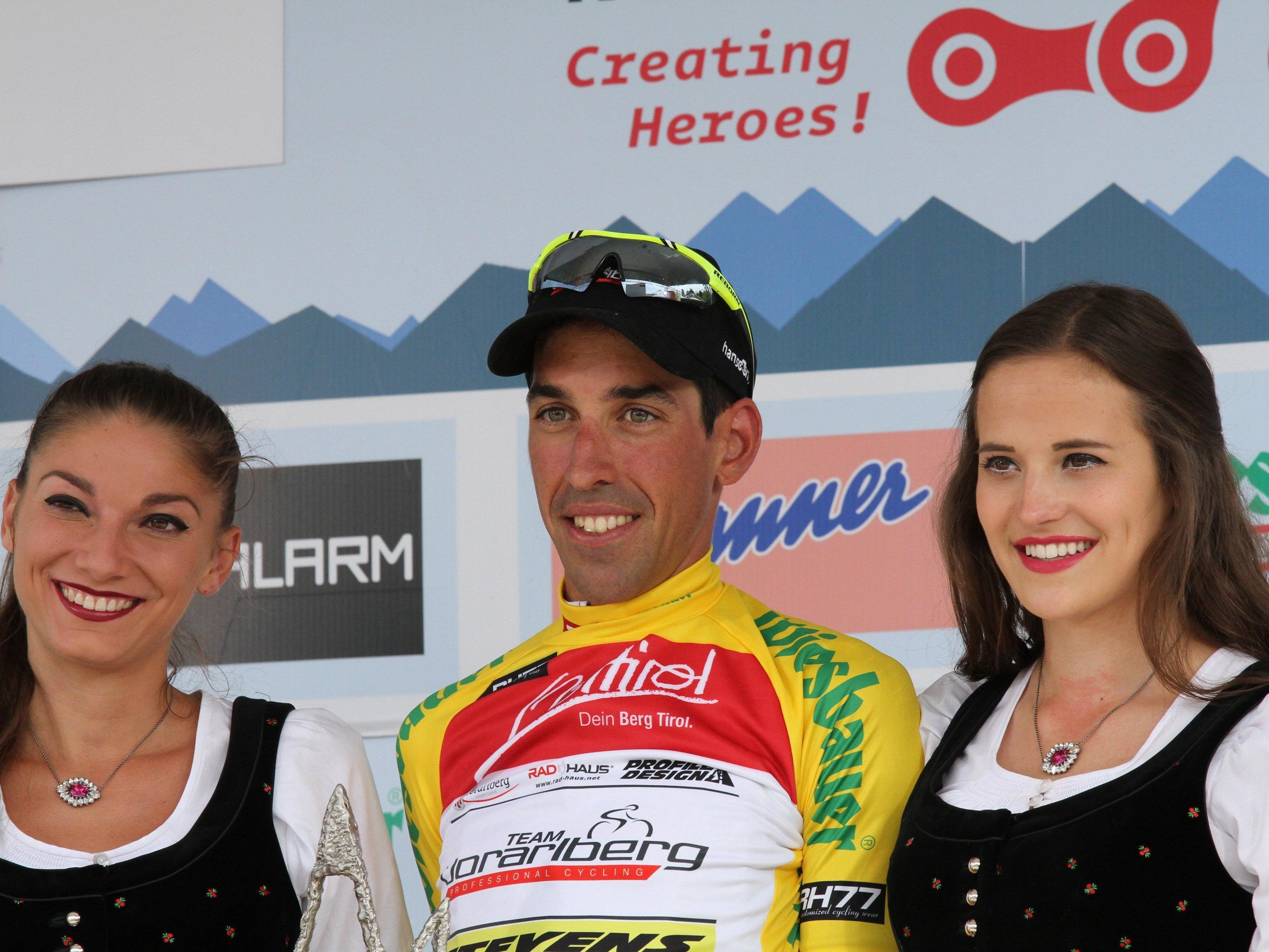 Österreich-Rundfahrt-Sieger Victor De La Parte verlässt das Team Vorarlberg.