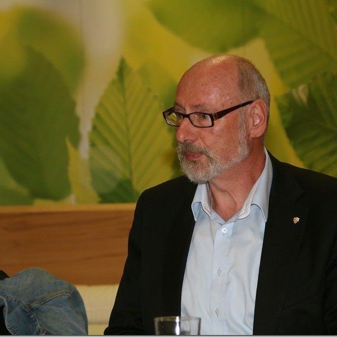 Hauptsponsor Günther W. Amann ist mit der Verstärkung aus Tschechien zufrieden