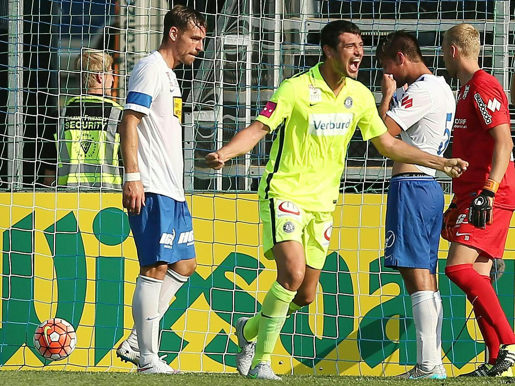 LIVE-Ticker zum Spiel FK Austria Wien gegen SV Grödig ab 18.30 Uhr.