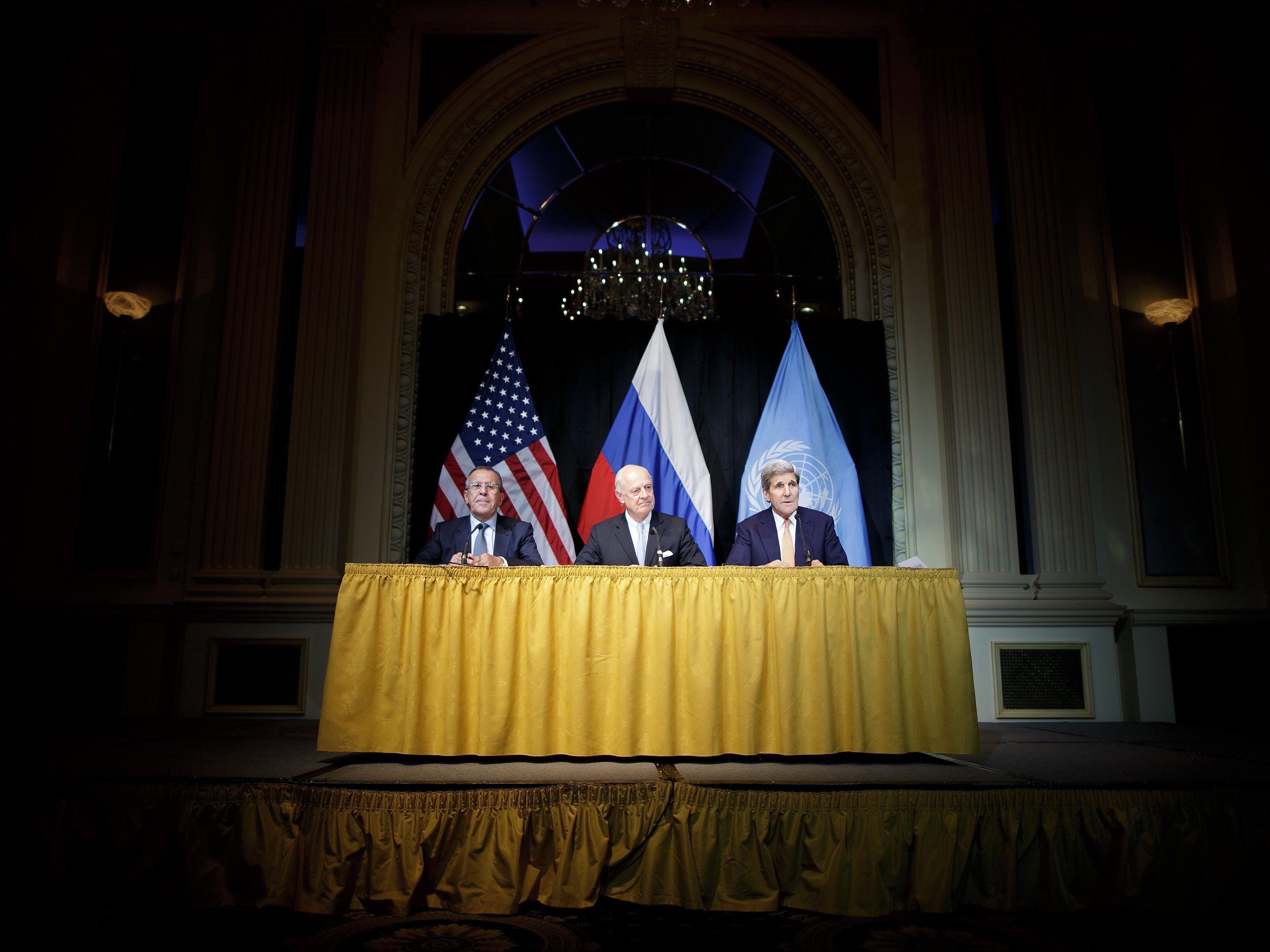Es gab neun Einigungspunkte in der gestrigen Konferenz.