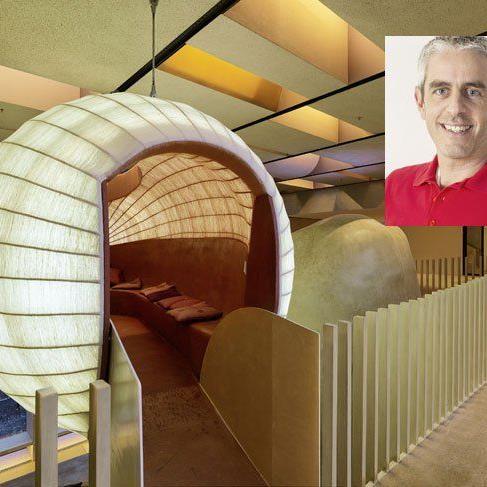 Referent Harald Dörler gibt Einblicke in die Unternehmenskultur von OMICRON