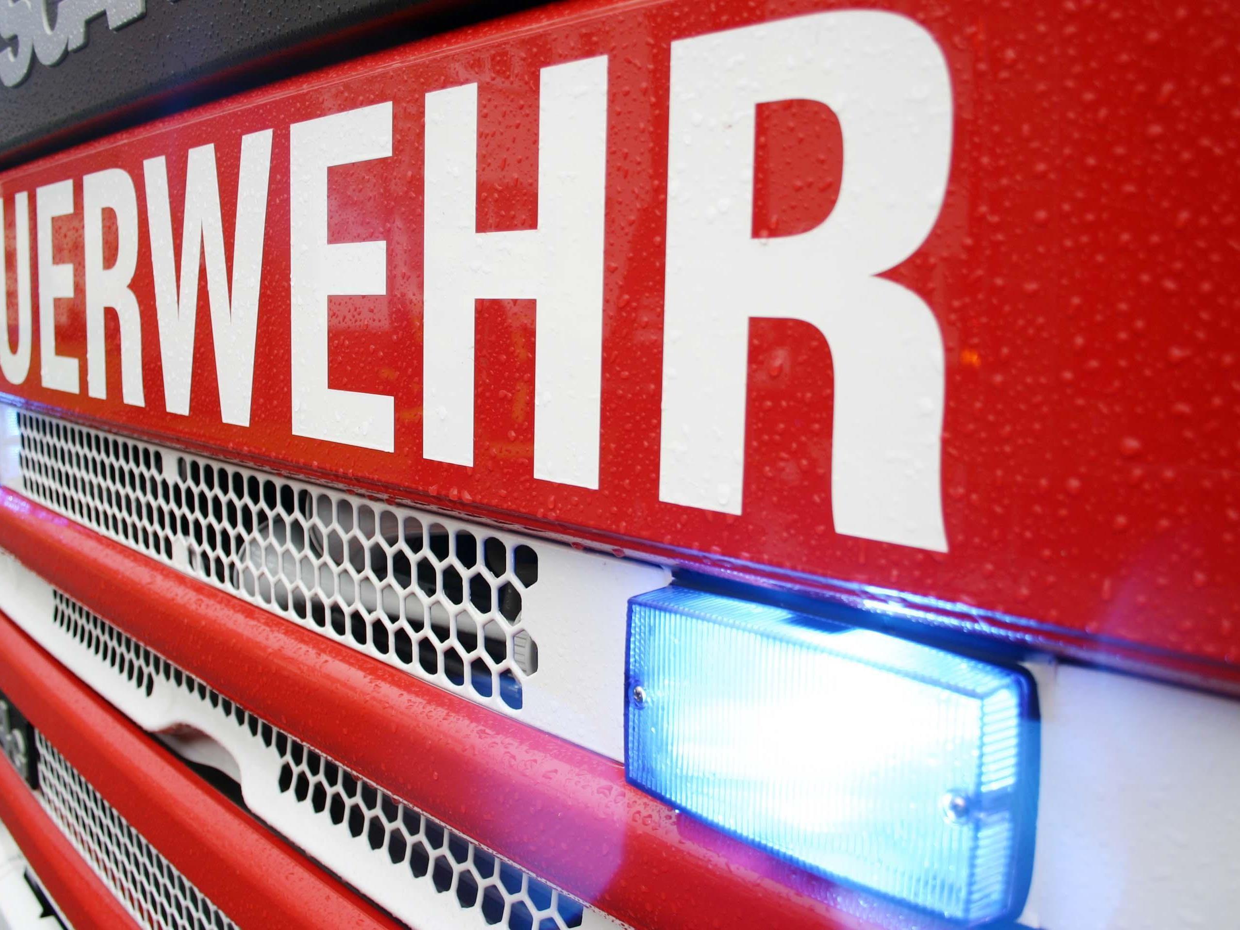 Motor fällt während Fahrt aus und geht in Flammen auf.