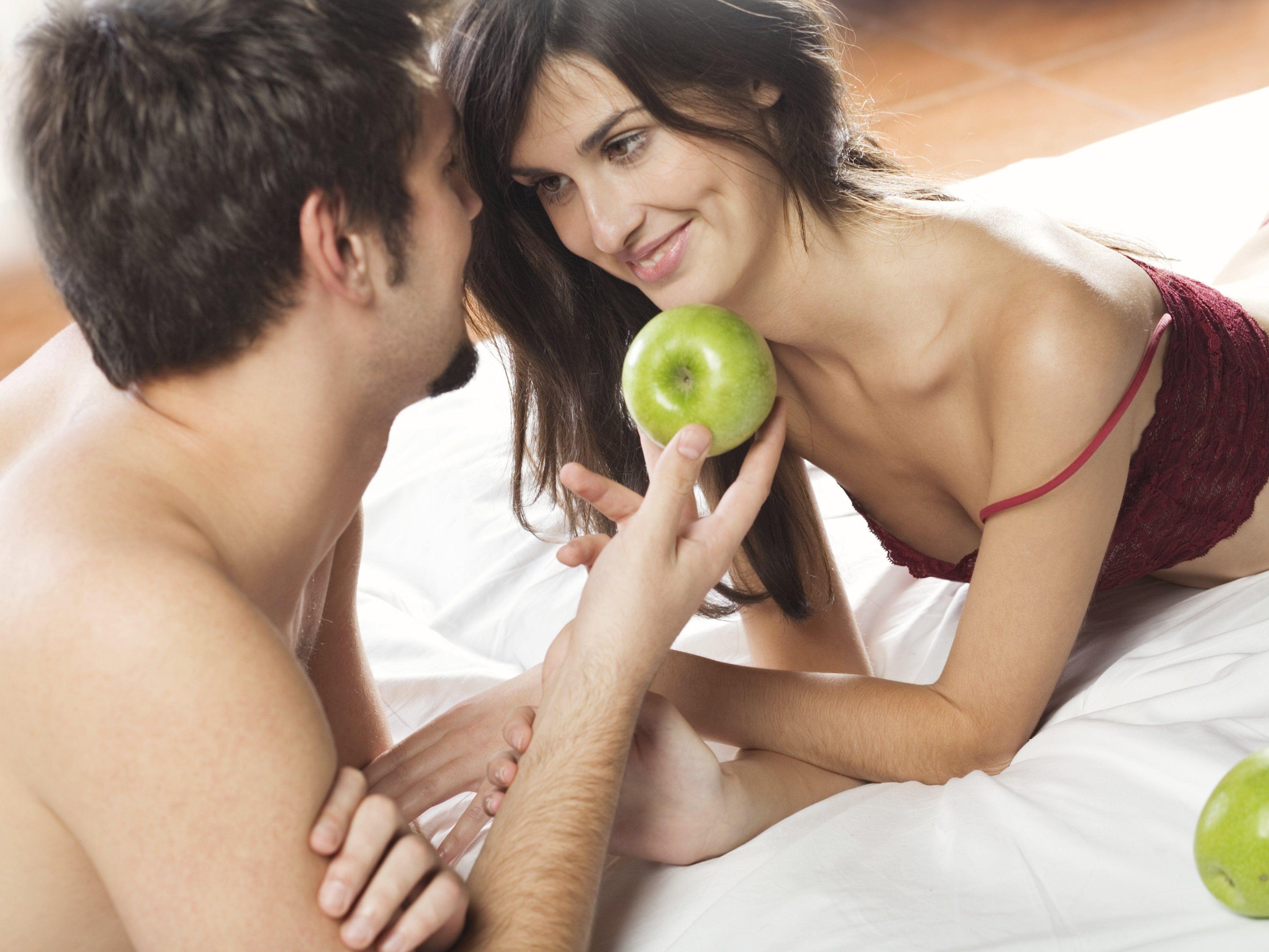 Das Liebesspiel könnte das Fitnessstudio ablösen.