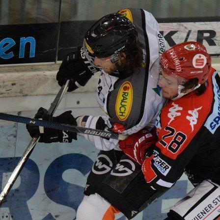 Die Bulldogs kassierten in Innsbruck eine knappe 3:2-Niederlage.