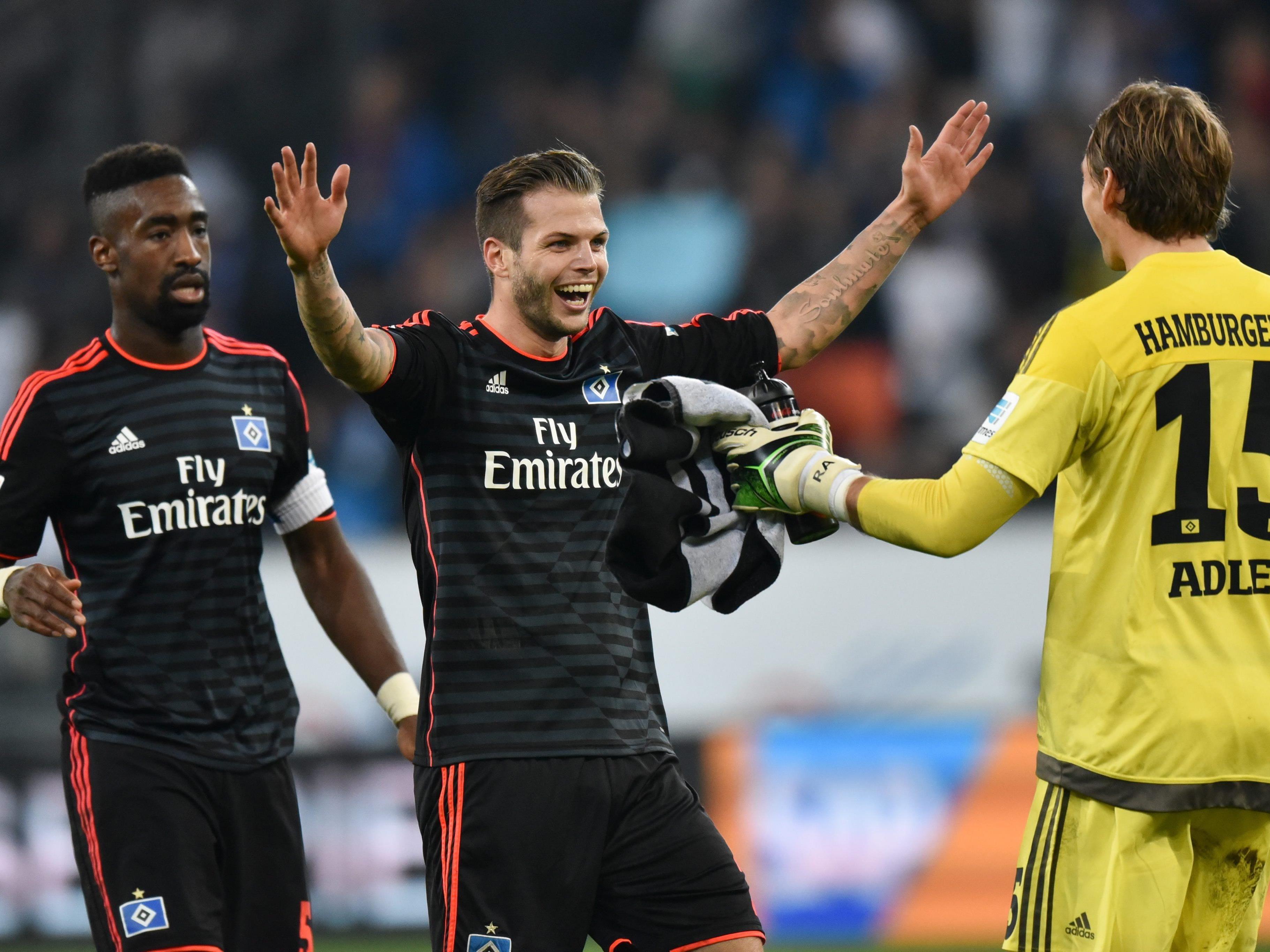 Hamburg bestreitet das letzte Spiel des 11. Spieltages gegen Hannover 96.