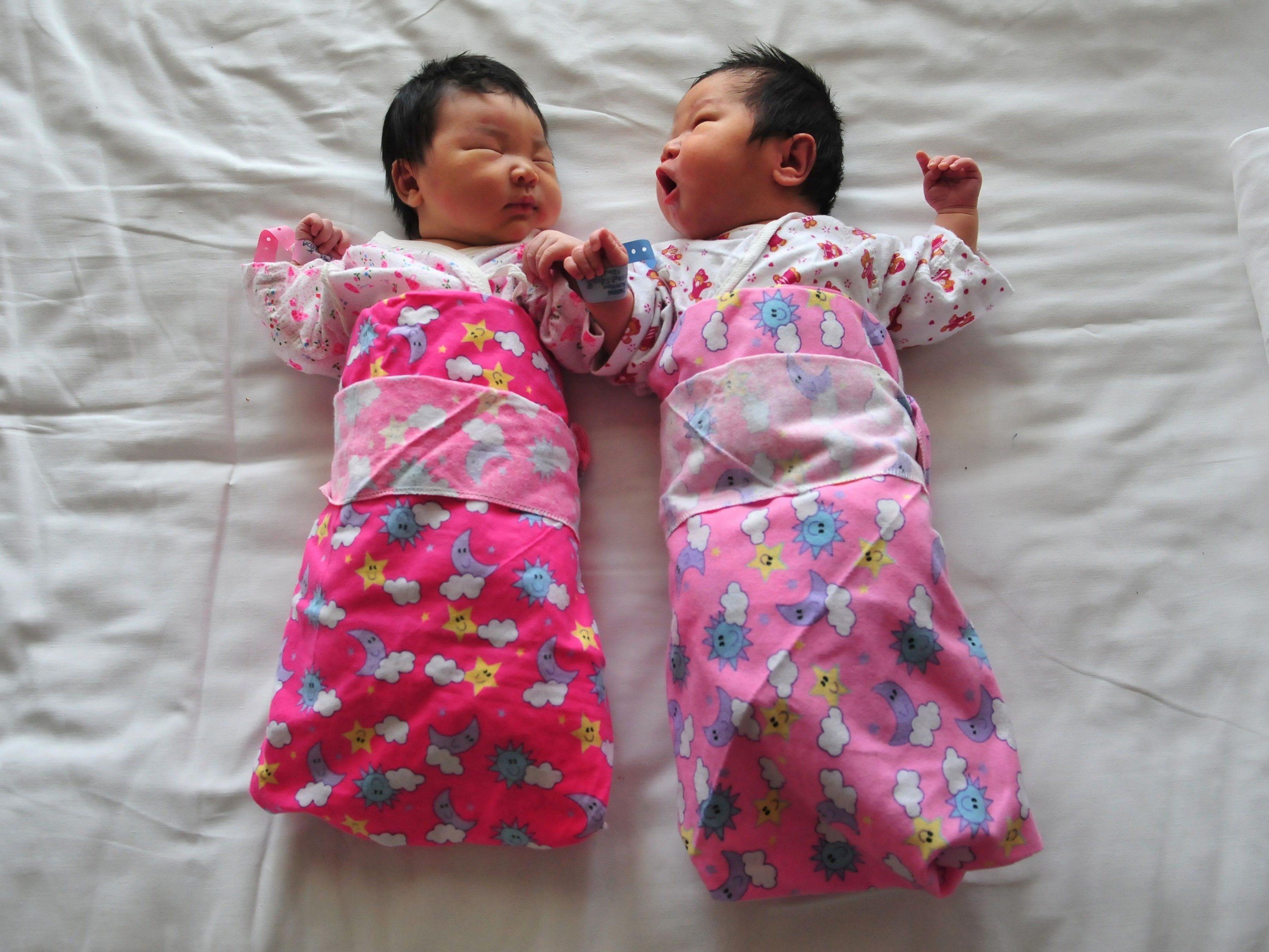 China hat das Ende der Ein-Kind-Politik beschlossen.