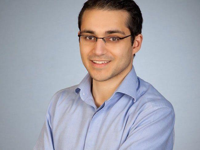 2. Interactive West mit Referent Schahab Hosseiny