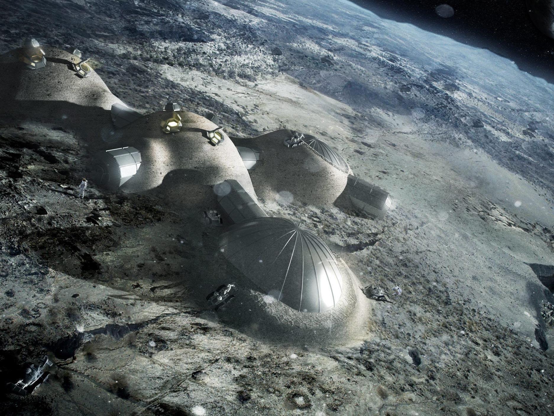 "Projekt ""Luna 27"" schon lange geplant."