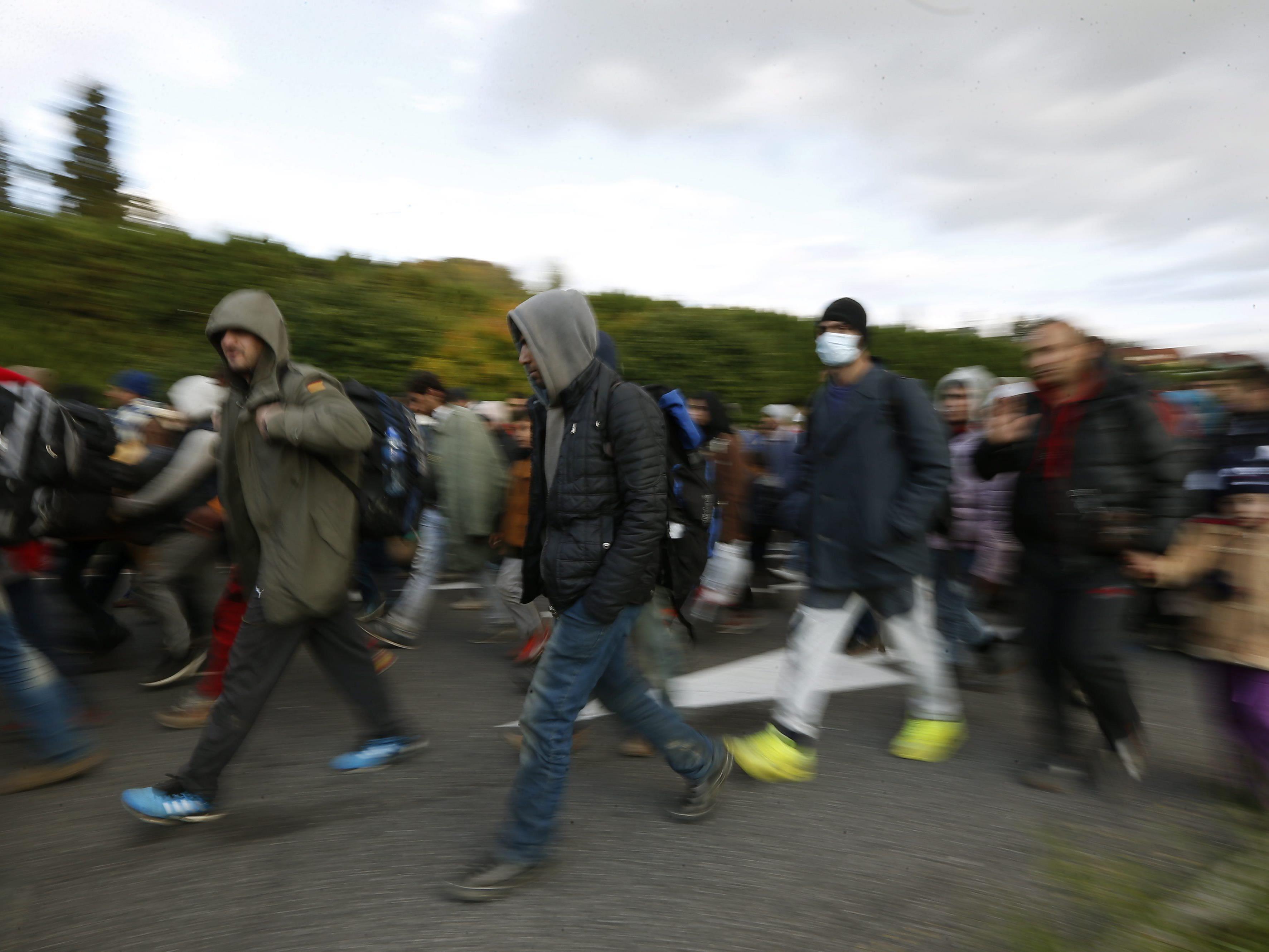 Die Flüchtlingskrise im Liveticker