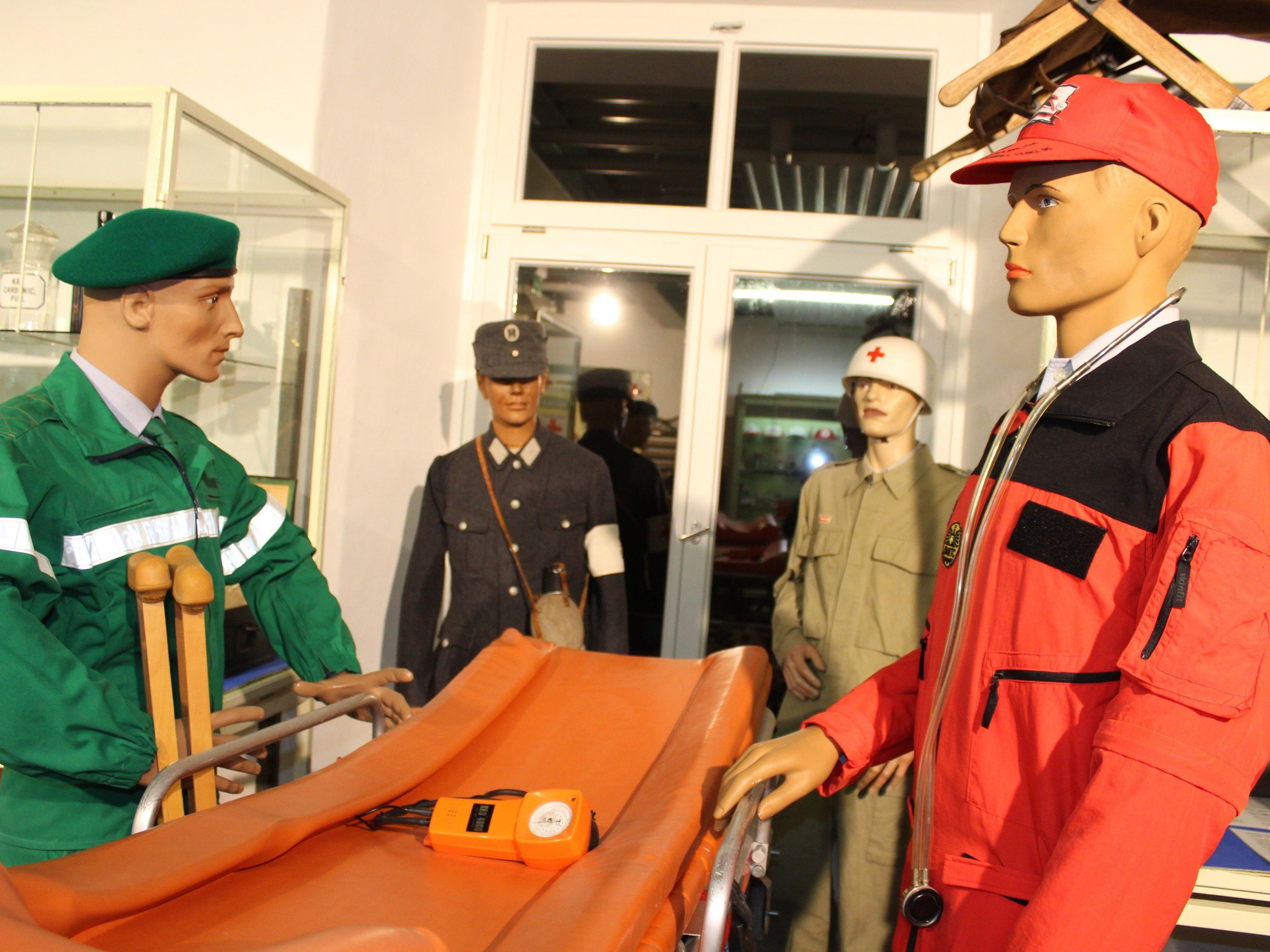 Neues Rettungsmuseum in der Museumswelt eröffnet