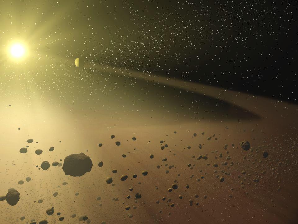 Stern gibt Forschern Rätsel auf.