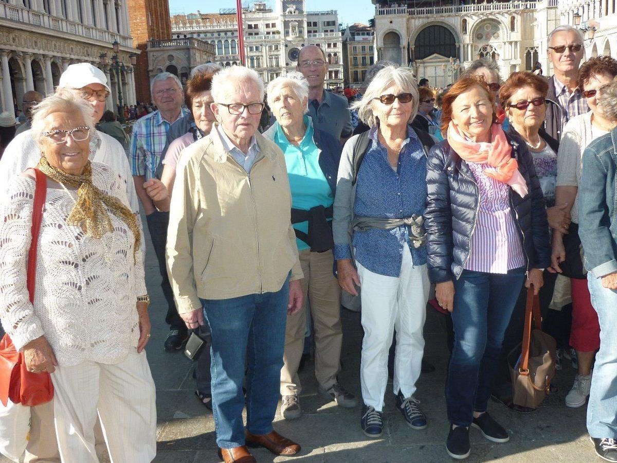 Der Besuch von Venedig war der besondere Höhepunkt der diesjährigen Lochauer Seniorenreise.