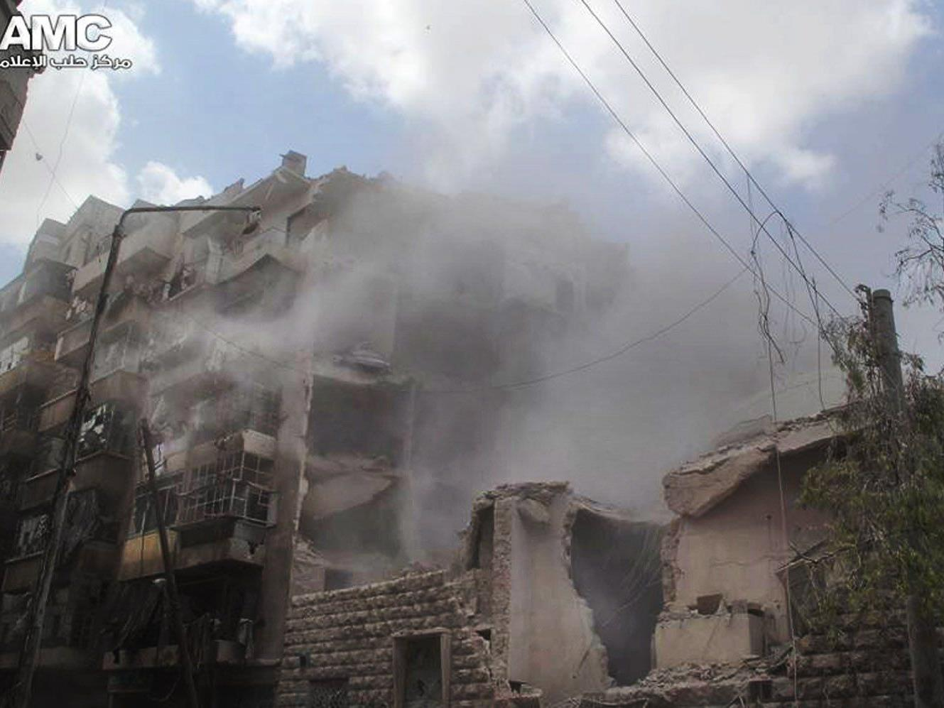 Regime in Damaskus steht Vielzahl von Gegnern gegenüber