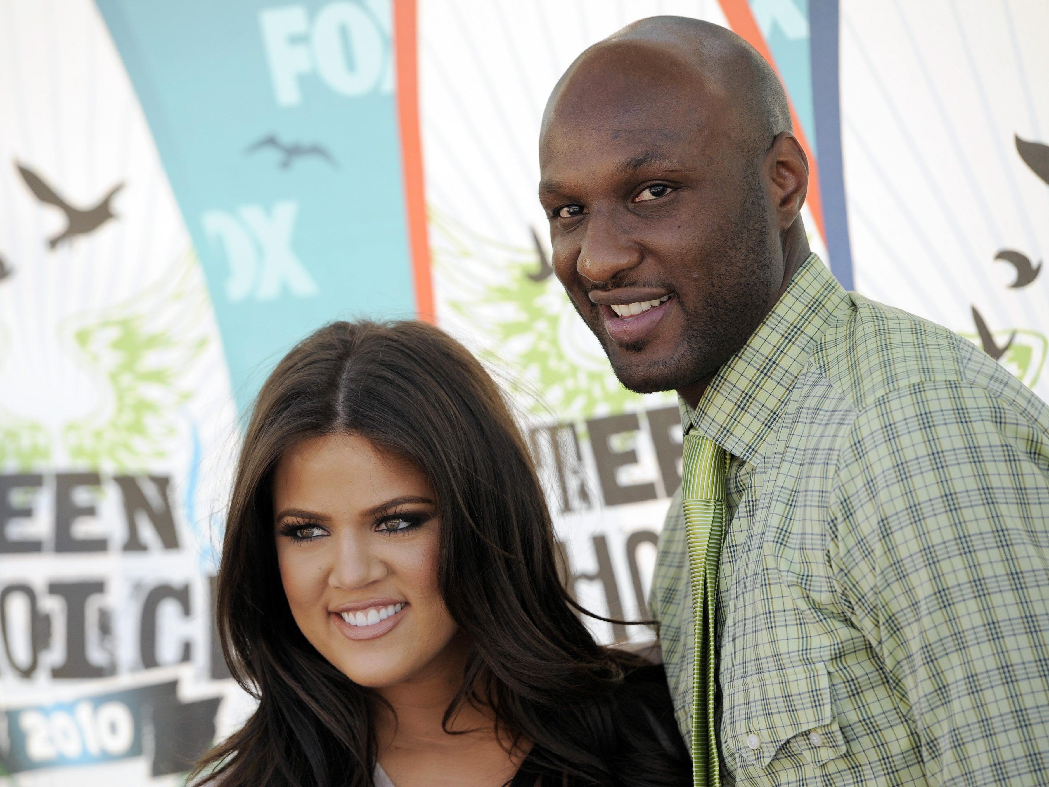 Seit September 2009 ist Lamar Odom mit Khloe Kardashian verheiratet.