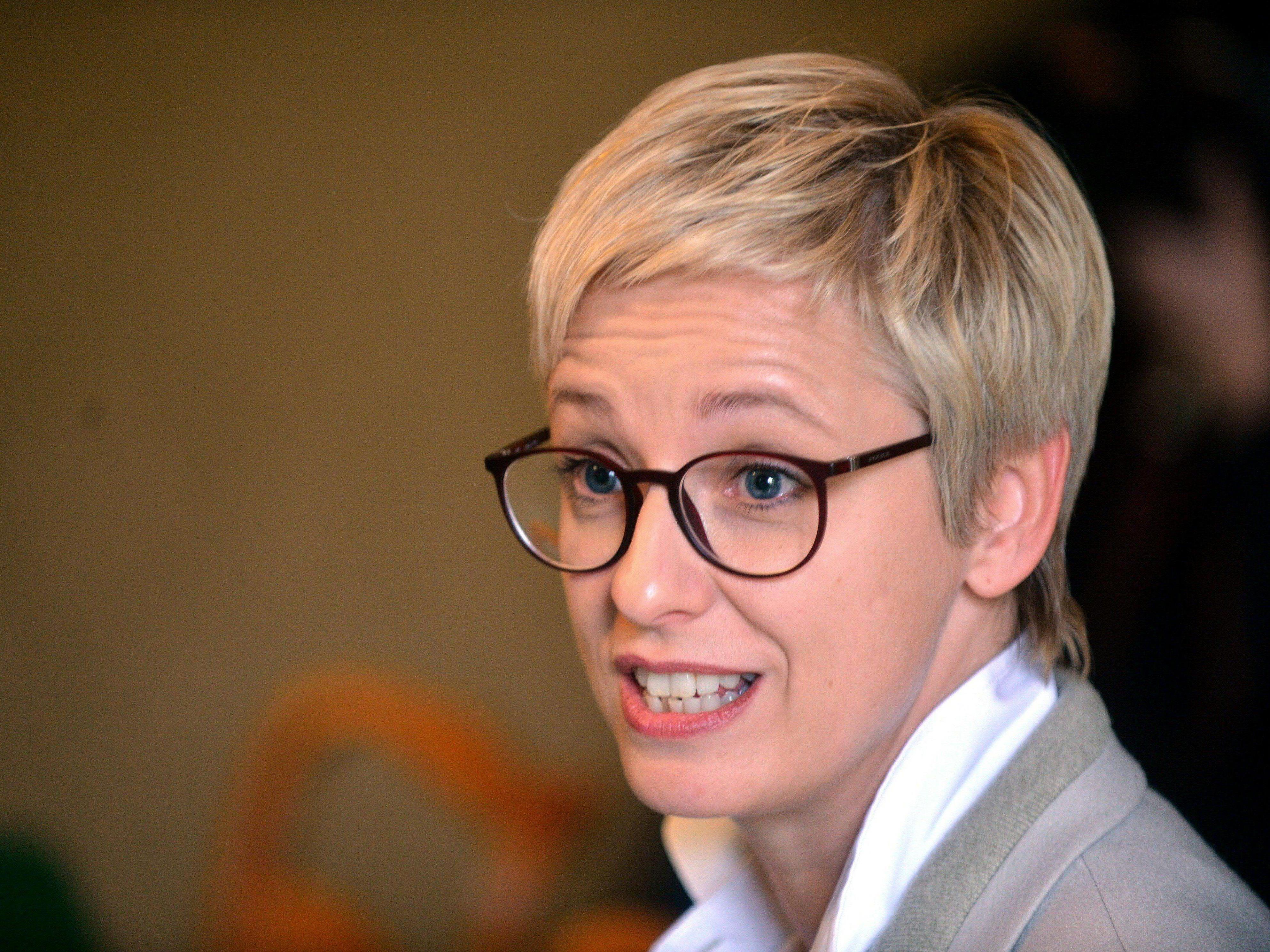 Ex-Landesrätin schlägt Klubvorsitz aus