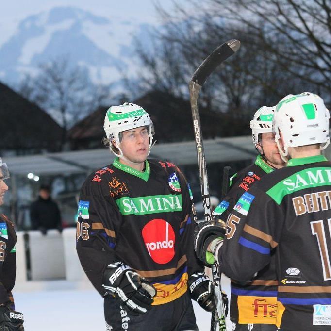 HC Rankweil verlor zum Auftakt in St. Gallen mit 3:7