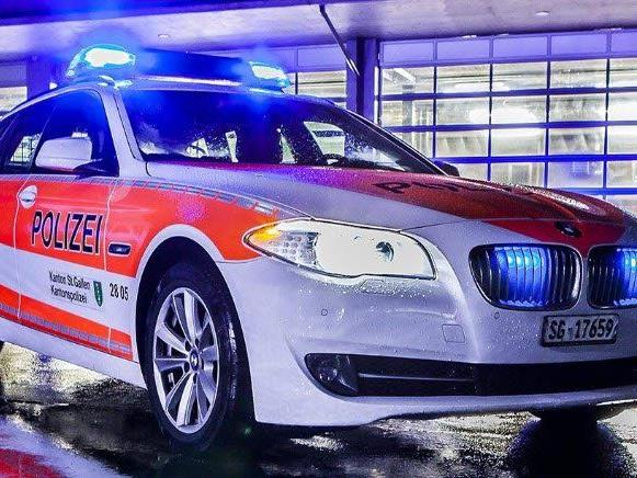 Kantonspolizei bittet um Zeugenhinweise