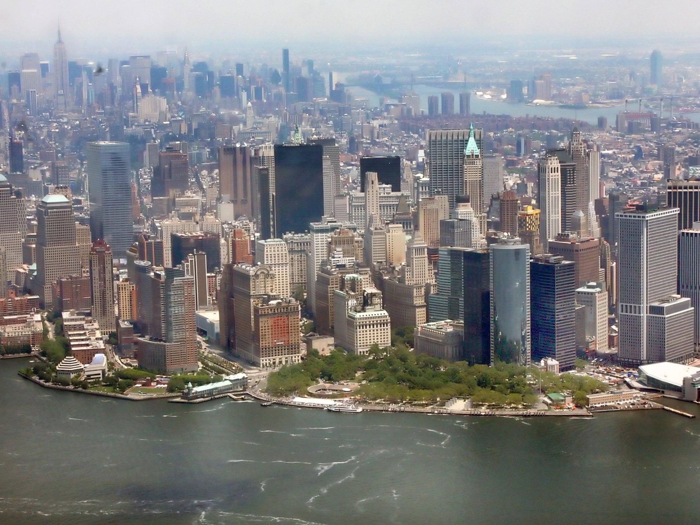5,3 Mrd. Dollar Kaufpreis für zwei Komplexe in Manhattan.