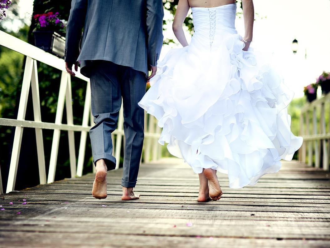 Sämtliche Fragen rund um die Planung und Organisation einer Hochzeit werden im Haus der Messe beantwortet.
