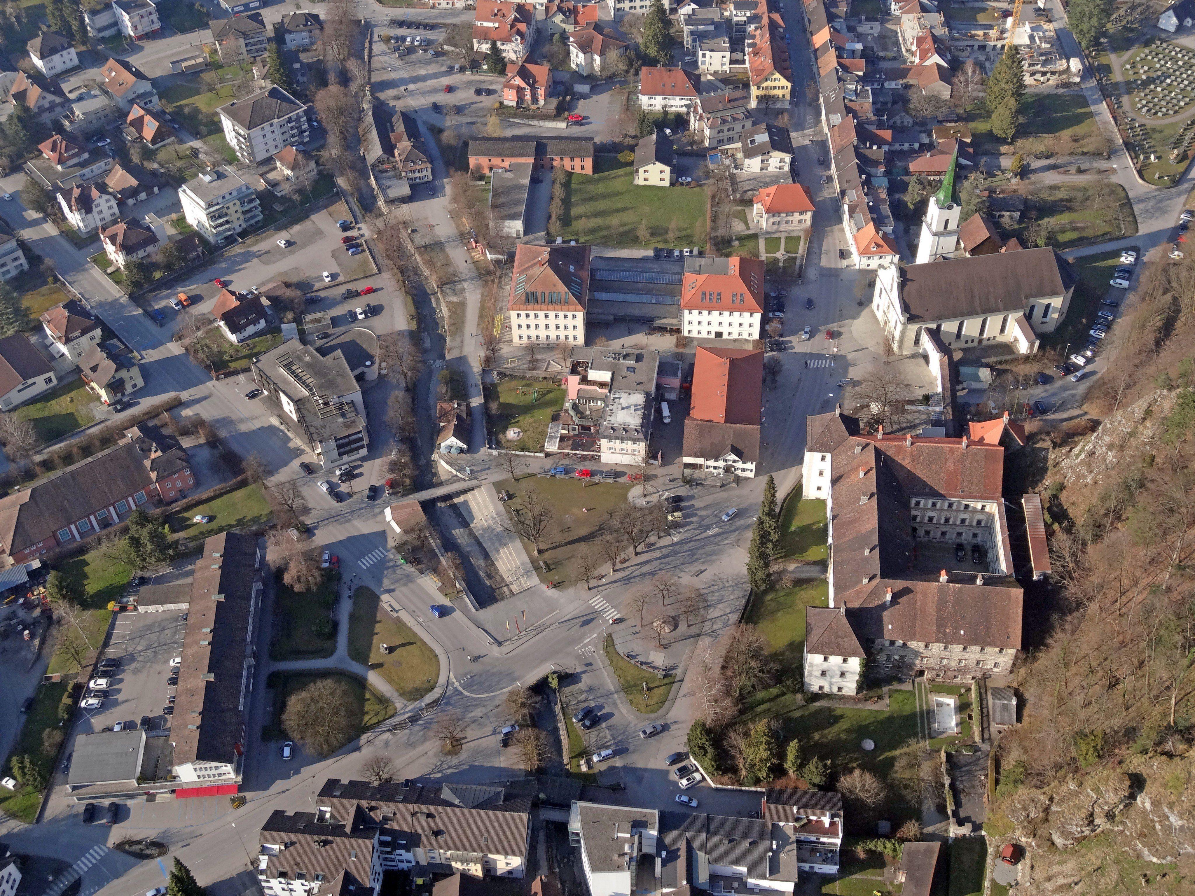 Am 13. Oktober findet die Kick-off-Veranstaltung für den Schlossplatz statt.