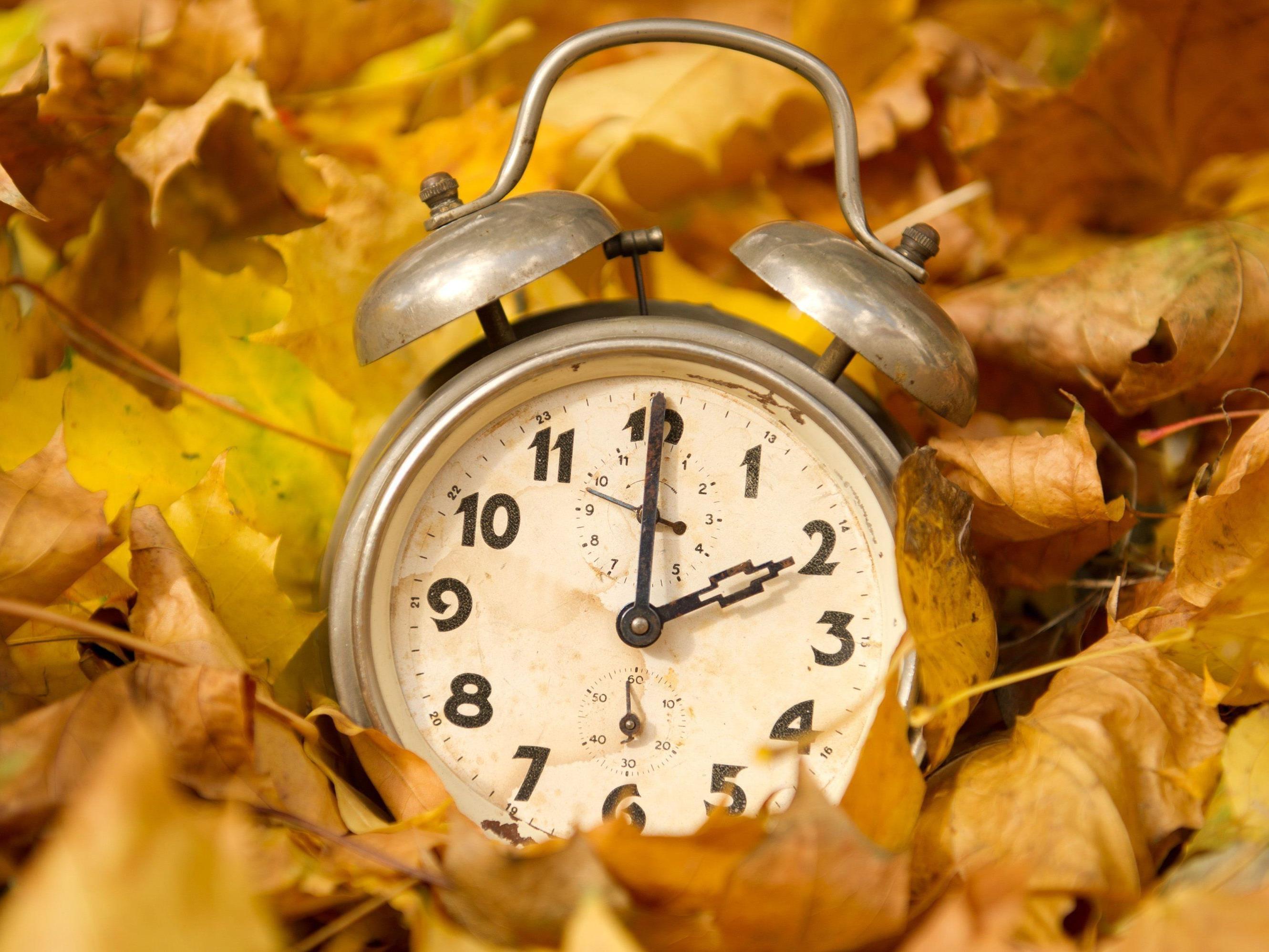 In der Nacht auf Sonntag wird wieder an der Uhr gedreht.