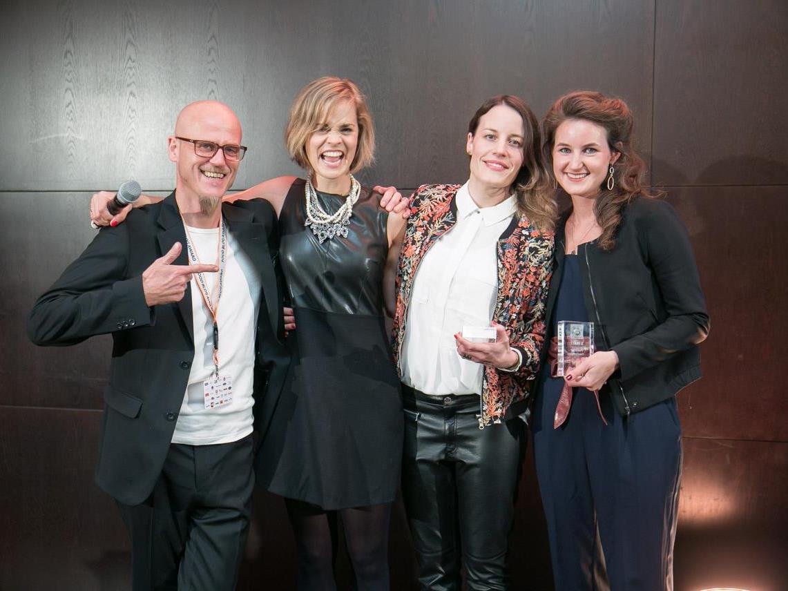 Die 29-jährige Dornbirnerin Eva Fischer gewann bei den Food Blog Award in Berlin zweimal Bronze