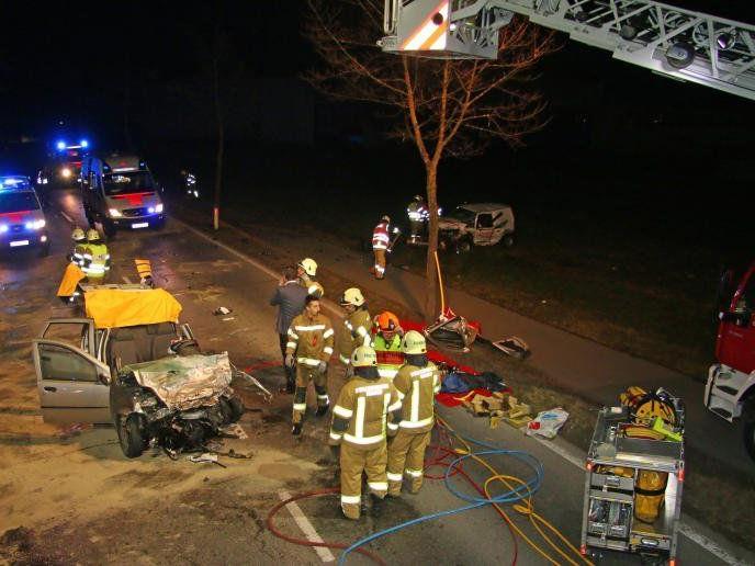 Der Unfall ereignete sich im März dieses Jahres in Hard