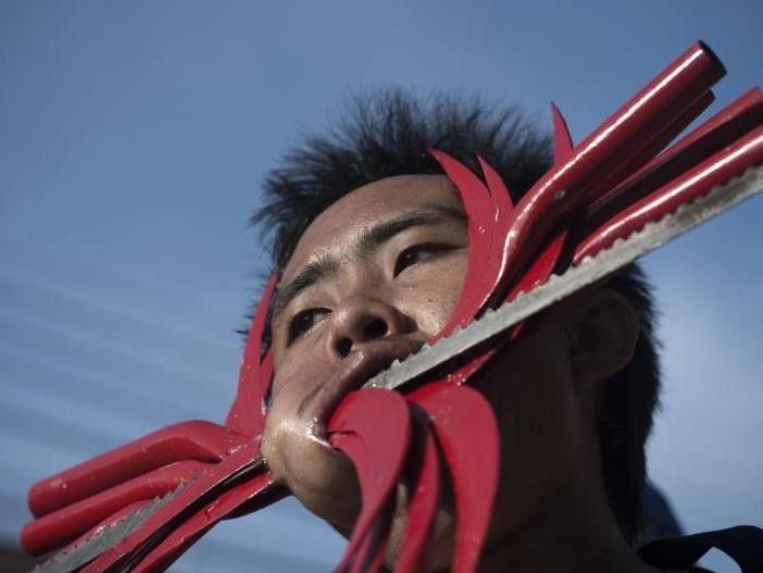 Das Festival chinesischen Ursprungs findet immer im neunten Mondmonat des chinesischen Kalenders statt.