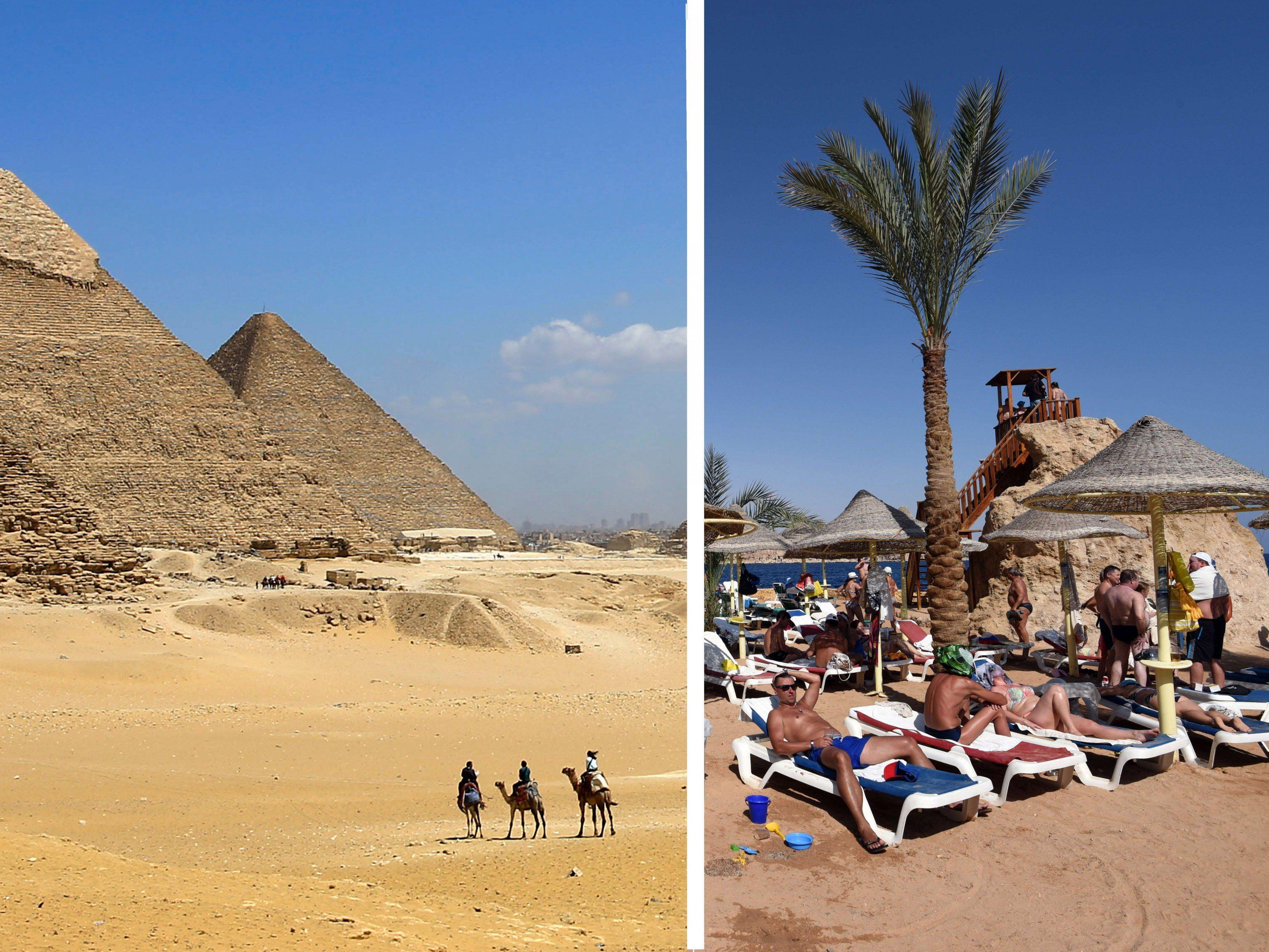 Wird sich der Absturz über dem Sinai auf den Tourismus auswirken?