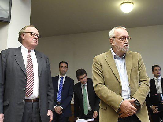 Lobbyist Mensdorff-Pouilly und Ex-Telekom-Festnetzvorstand Fischer