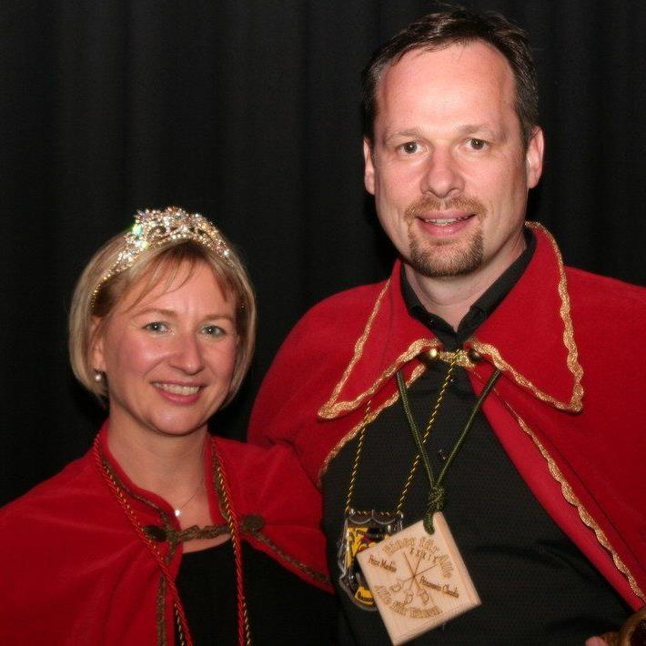 Prinzessin Barbara & Prinz Patrick