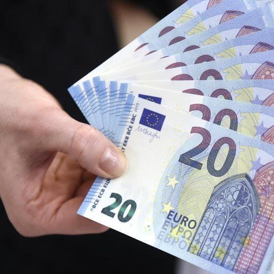 Das sind die neuen 20-Euro-Scheine.
