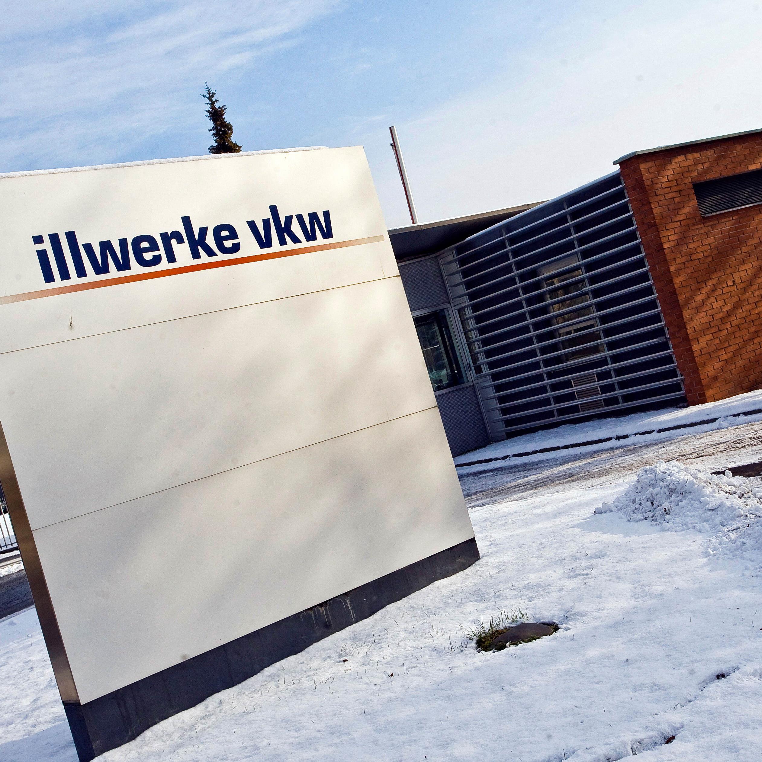Die illlwerke vkw investiert 2016 229 Millionen Euro.