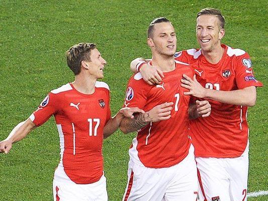 Das ÖFB-Team bestreitet gegen die Schweiz das letzte Länderspiel des Jahres.