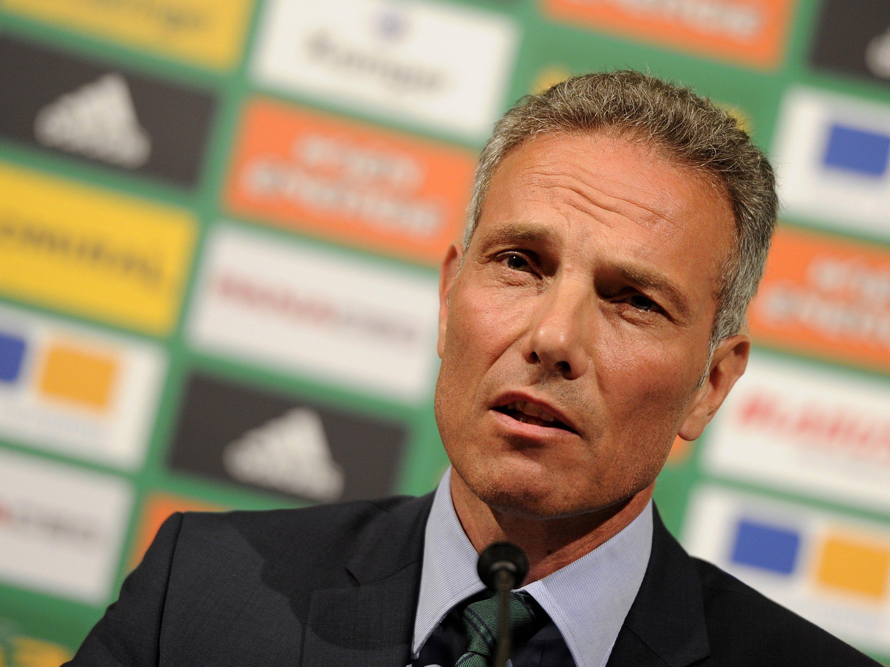 Rapid-Präsident Michael Krammer konnte sich mit Barišić und Müller einigen.