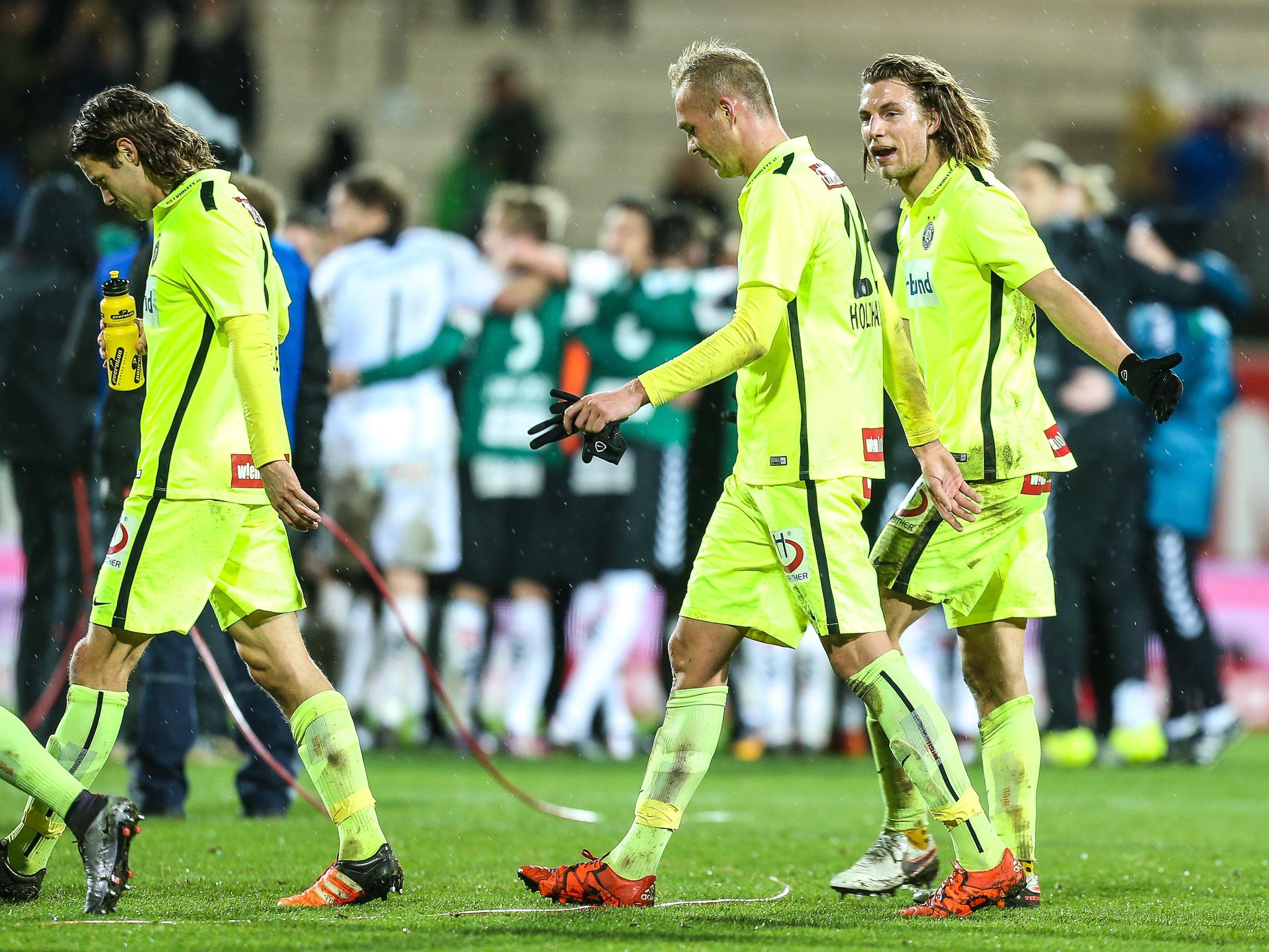 Die Meinungen zum Spiel SV Ried gegen FK Austria Wien.