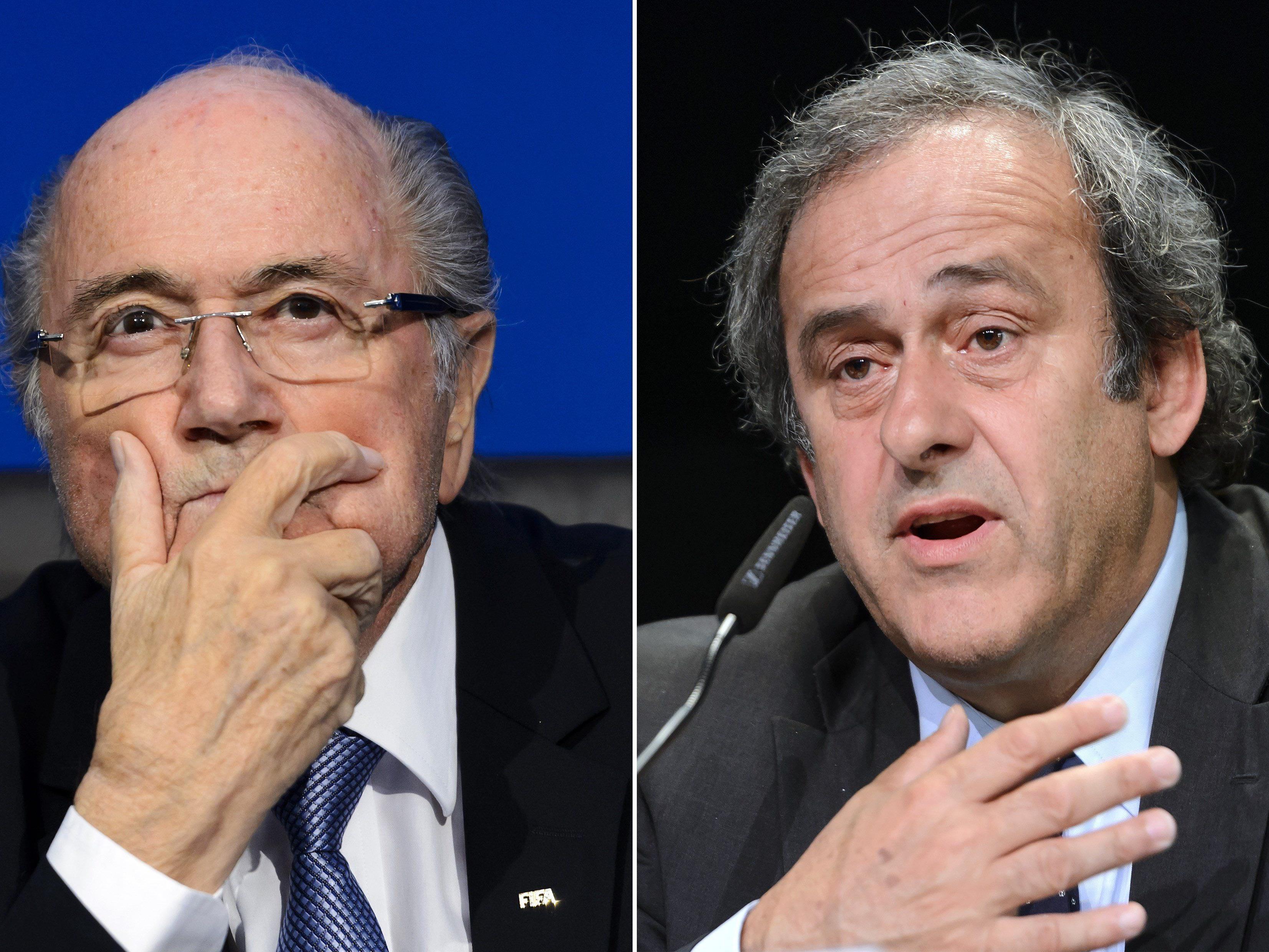 Suspendierter UEFA-Präsident Platini fehlt auf Kandidatenliste - Blatter-Nachfolger wird am 26. Februar 2016 gewählt.