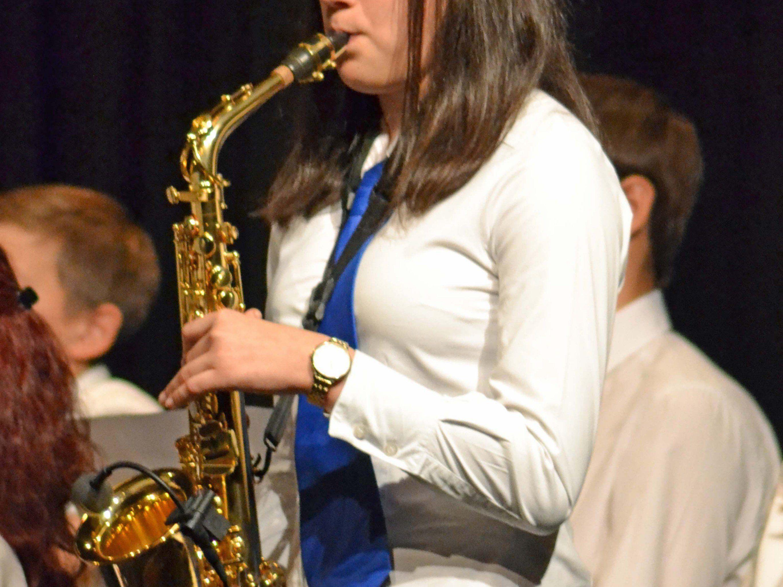 Solistin Deborah Sigg