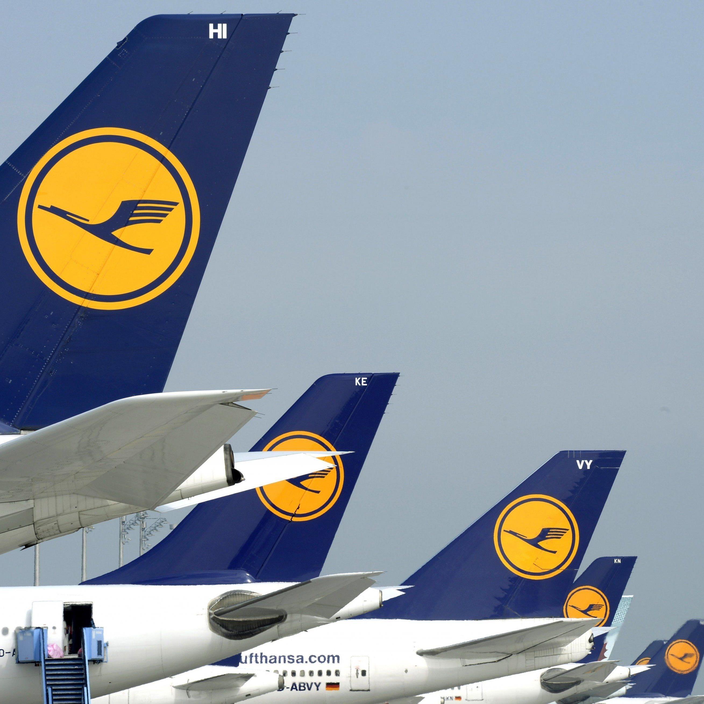 Ab Freitag streiken die Flugbegleiter der Lufthansa.
