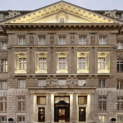 """Das ist das """"Best City Hotel"""" Österreichs."""