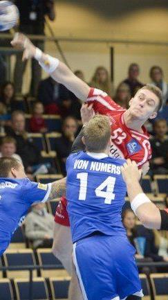Das junge Team zeigte auch beim Sieg in Finnland eine gute Leistung.