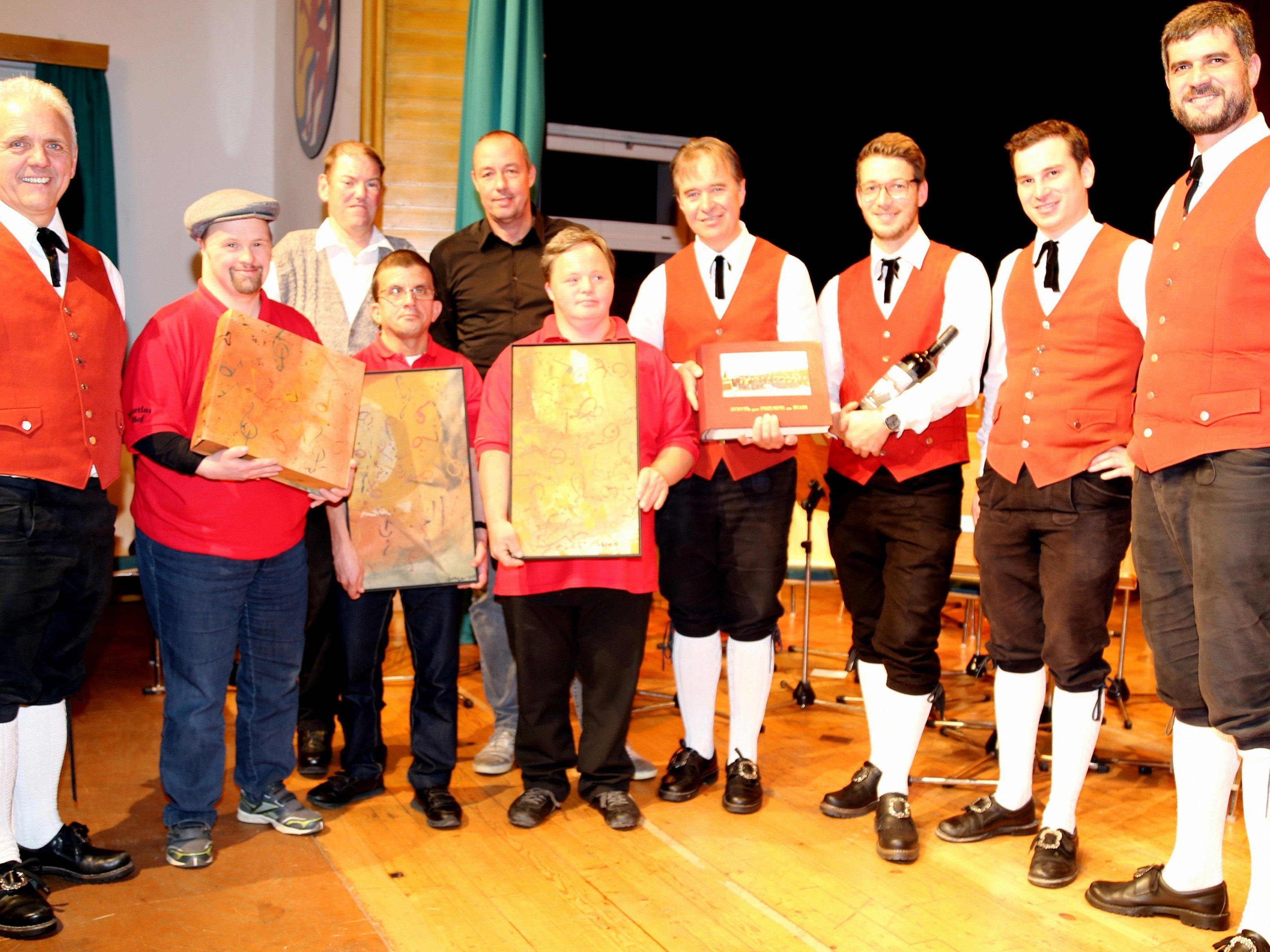 Bewegendes Herbstkonzert des MV Buch in Wolfurt.